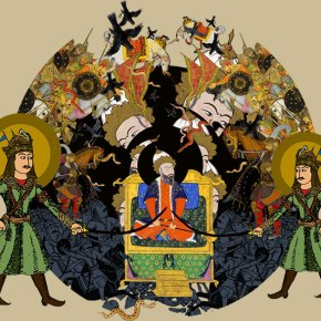 A Shahnameh for the Digital Age