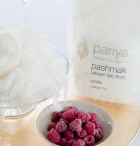 Persian Fairy Floss and Other SweetThings