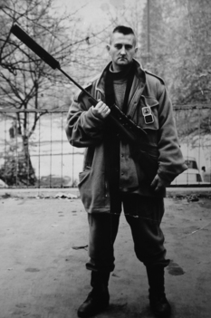 "Adela Jušić ""The Sniper"" Bosnia"