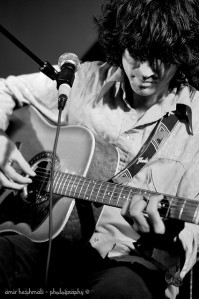 Nima Tehranchi, performing for Six Pillars charity event, 2009