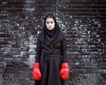 Photographer Newsha Tavakolian