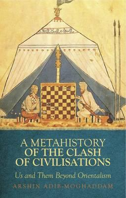 Arshin Adib-Moghaddam's most recent book 2011