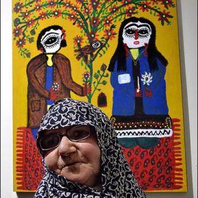 Outsider Artist – 'Granny' Hassan Exhibition,Iran
