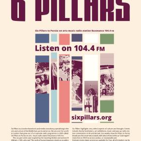 New Season – Six Pillars to Persia RadioShow