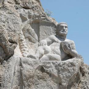 Hercules in Iran