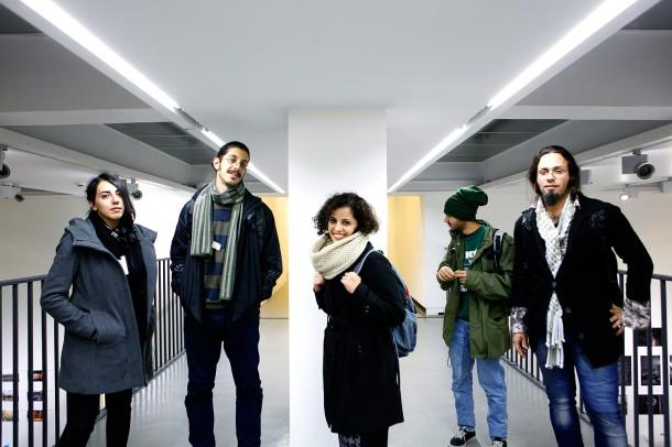 The IranUK Sonics Crew