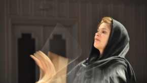 Iran's First Female Conductor
