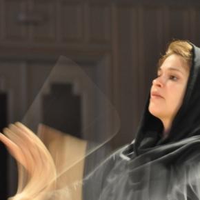 Iran's First FemaleConductor