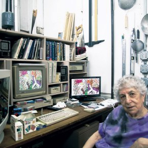 New Podcast – Palestinian Artist SamiaHalaby
