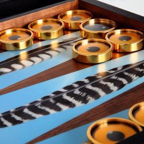 Creative 'Takhteh', BackgammonDesign