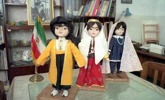 Tehrans doll museum displays latin american dolls six pillars saradarairanbarbies sara and dara iranian dolls publicscrutiny Image collections