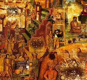 New Podcast – Shahram Karimi + Shoja Azari, Persian CoffeehousePaintings