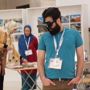 Virtual reality at TEDx Kish