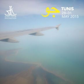 Broadcasting from JAOU Tunis, 28-31May