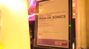 New Video: Iran-UK Sonics, London Residency