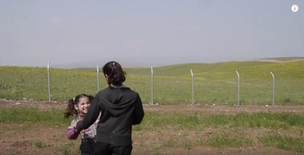 syria refugees