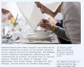 Last Week's Six Pillars – The WeddingProject