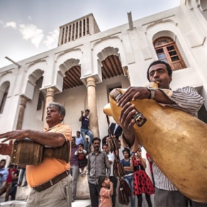 Currently Listening To…Folk Music from Syria +Iran