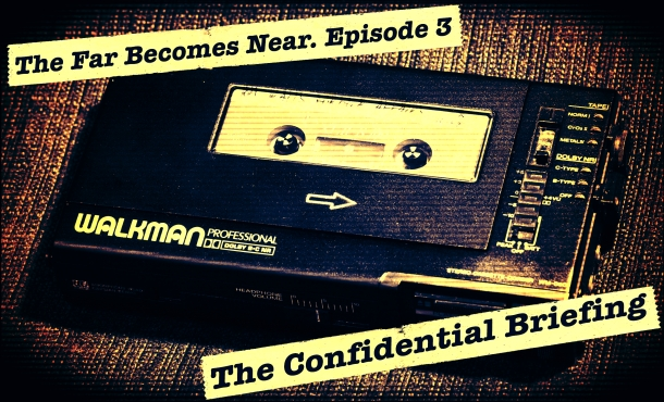 The Confidential Briefing - Image