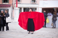 Poetry at Via Garibaldi, Wednesday May 10th, Liliya Benromdhane with Nikolaos Symeonidis for The Tunisian Pavilion, The Absence of Paths at Venice Biennale