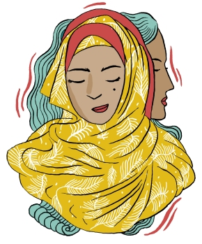 This Week's Six Pillars – Not Just My Hijab