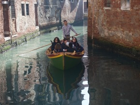 This Week's Radio Show: Blind Venice,Catalonia