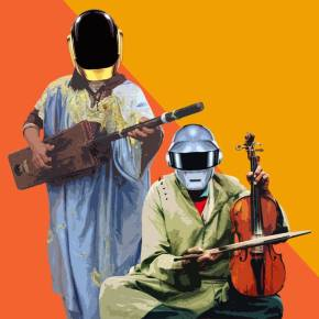 NEW PODCAST – Pop Art from NorthAfrica