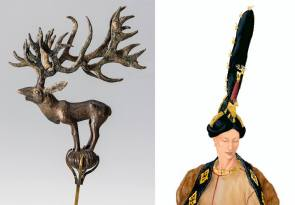 scythians british museum hair and elk
