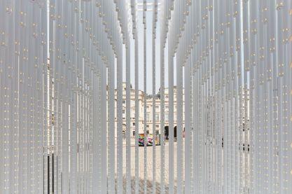 Pavilion of Turkey - central courtyard