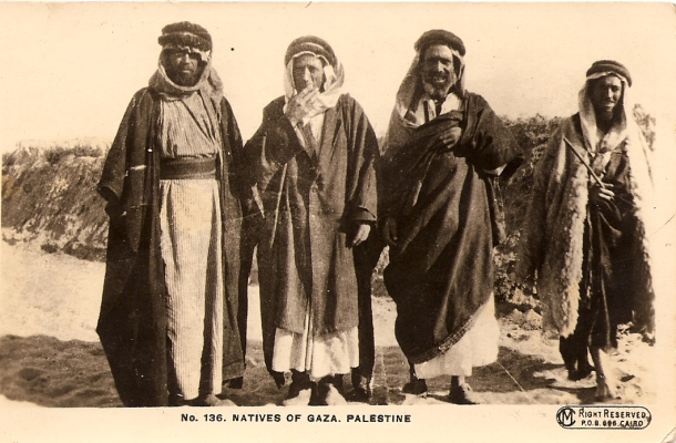 Natives_of_Gaza._Palestine