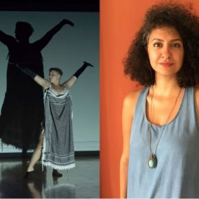 Six Pillars Broadcast – Shubbak Festival with Dima Matta and Aïcha El Beloui